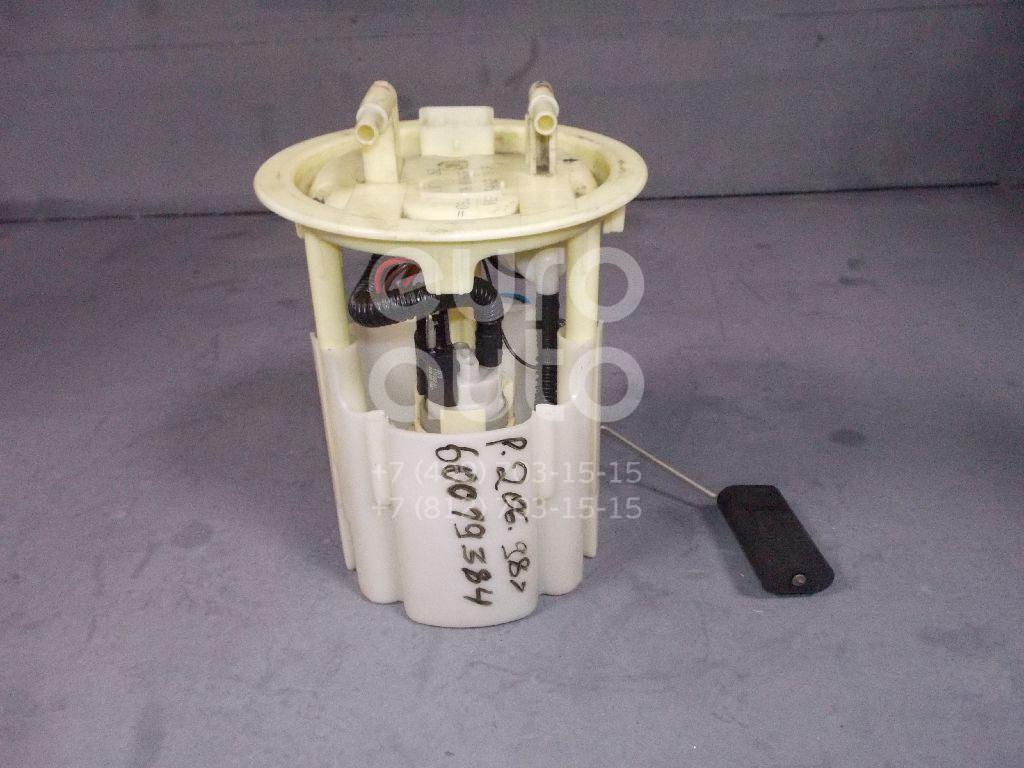 Насос топливный электрический для Peugeot 206 1998-2012 - Фото №1