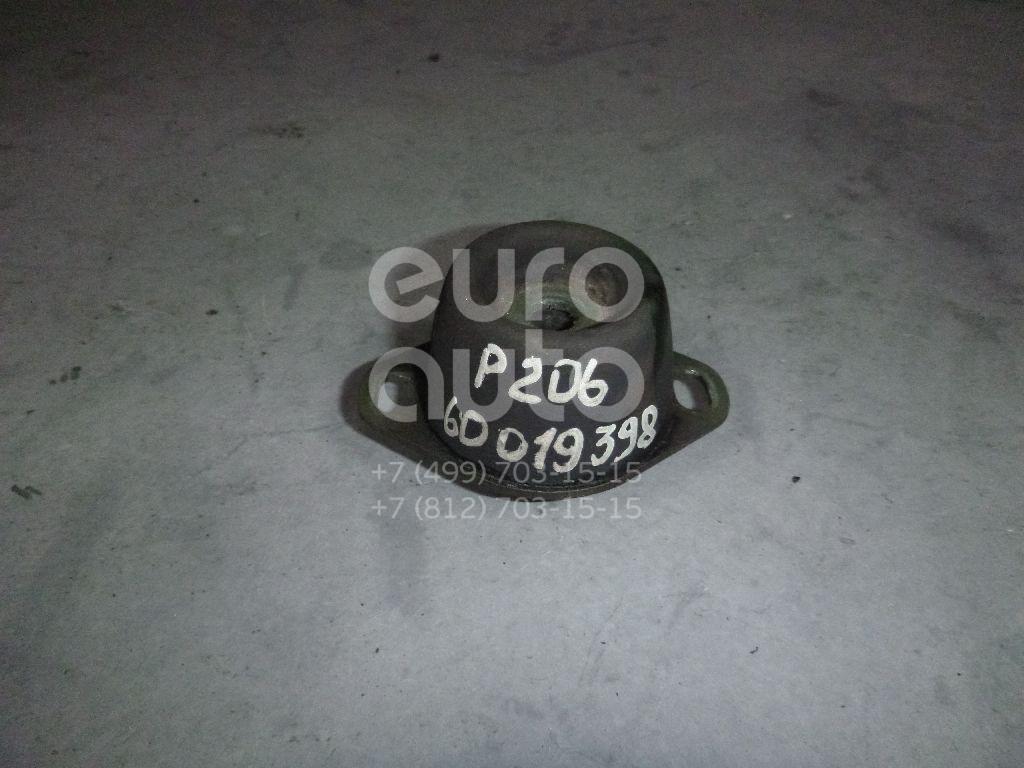 Опора КПП для Peugeot,Citroen 206 1998-2012;C4 2005-2011;Xsara 1997-2000;Saxo 1996-1999;306 1993-2003;106 II 1996-1998;308 I 2007-2015;Partner (M59) 2002-2012;Partner Tepee(B9) 2008>;Berlingo (NEW) (B9) 2008>;C4 II 2011> - Фото №1