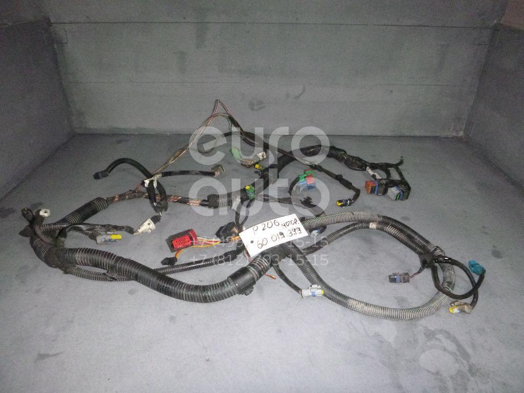Проводка (коса) для Peugeot 206 1998-2012 - Фото №1