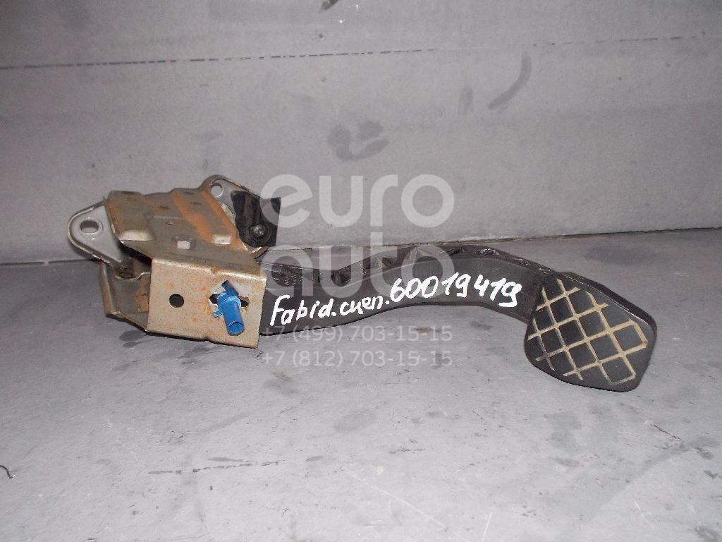Педаль сцепления для Skoda Fabia 2007-2015;Fabia 1999-2006;Roomster 2006> - Фото №1