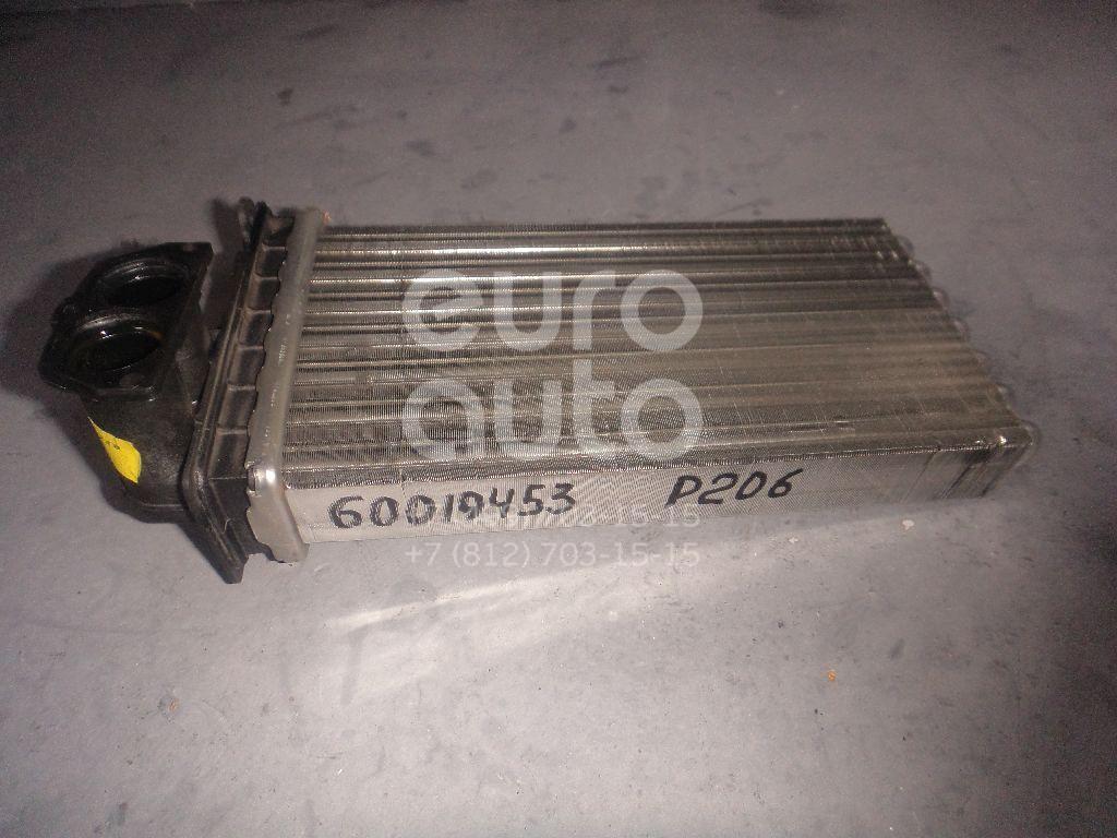 Радиатор отопителя для Peugeot 206 1998-2012 - Фото №1