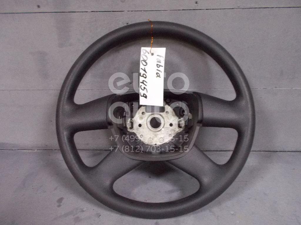 Рулевое колесо для AIR BAG (без AIR BAG) для Skoda Fabia 2007-2015 - Фото №1