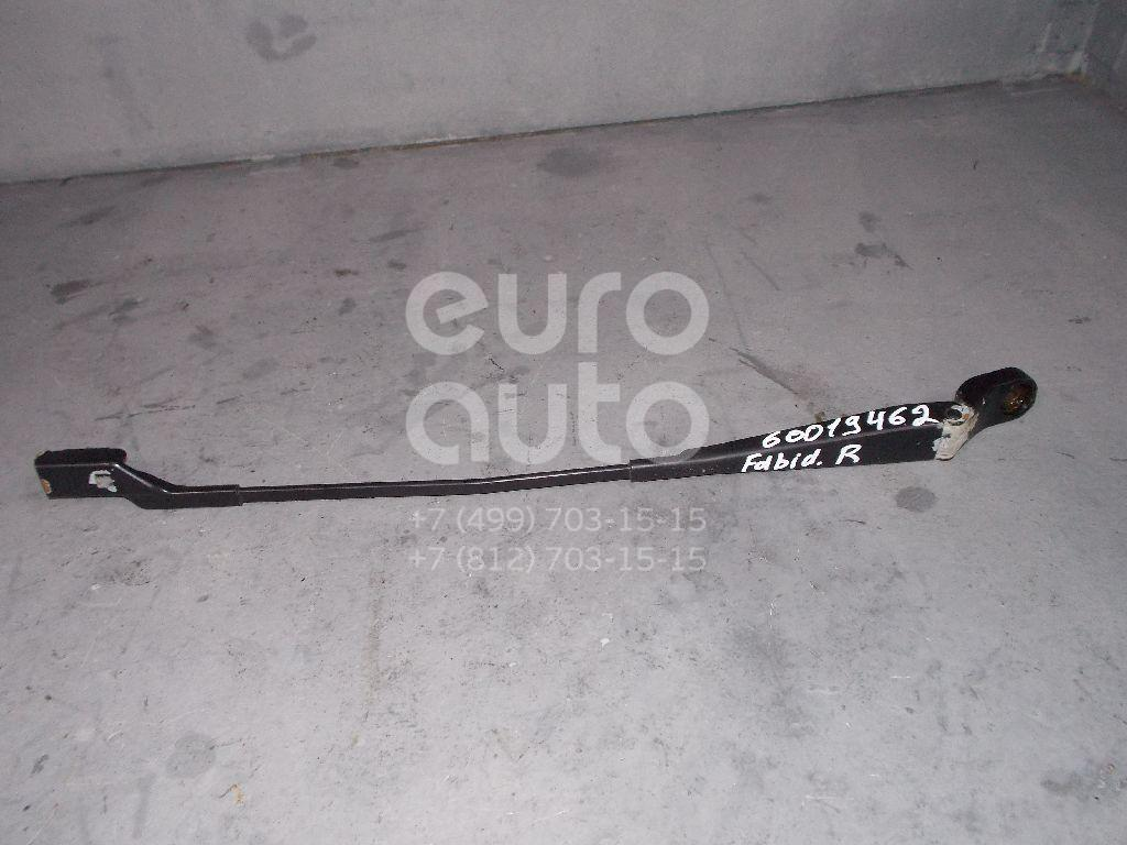 Поводок стеклоочистителя передний правый для Skoda Fabia 2007-2015;Roomster 2006> - Фото №1