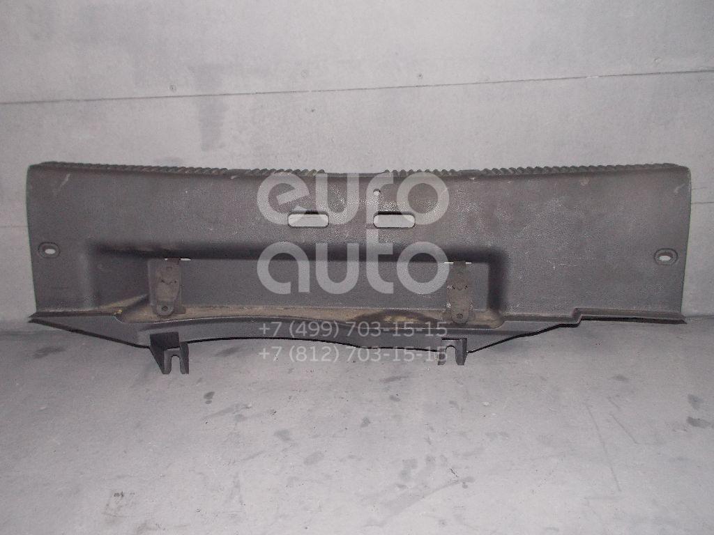 Обшивка багажника для Skoda Fabia 2007-2015 - Фото №1