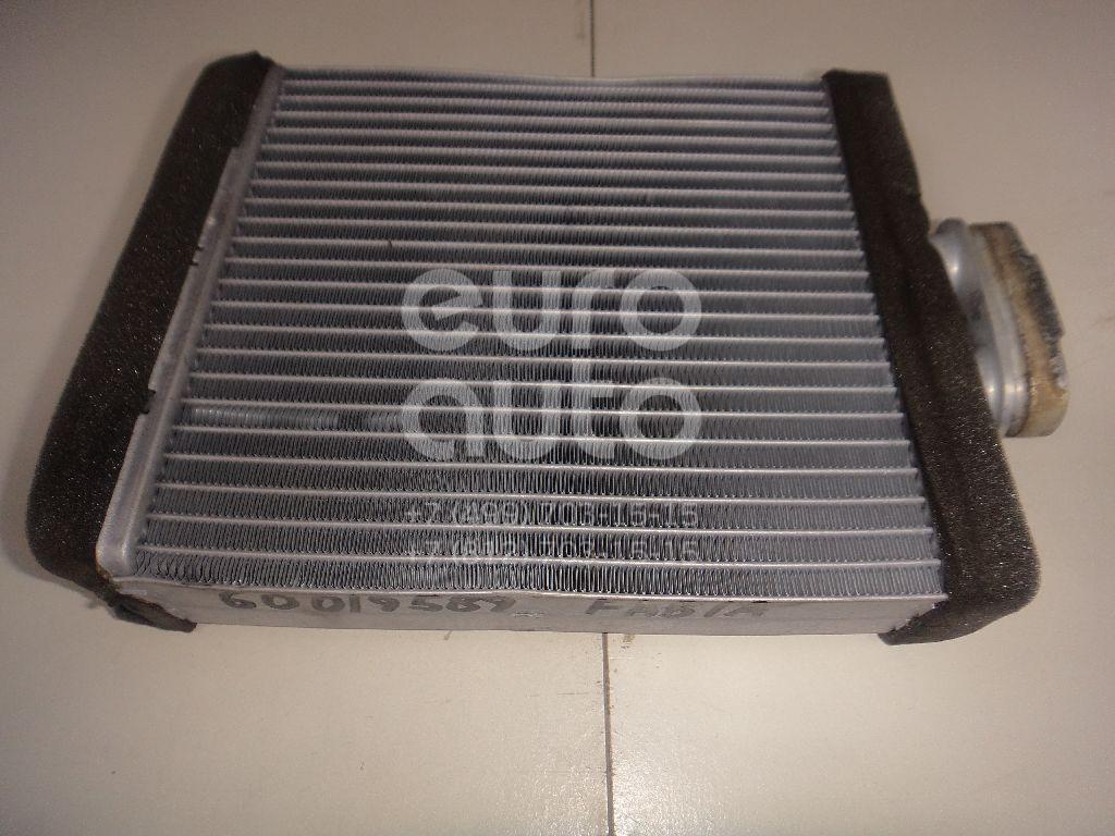 Радиатор отопителя для Skoda,VW,Seat,Audi Fabia 2007-2015;Fabia 1999-2006;Polo 2001-2009;Ibiza V 2008>;Roomster 2006-2015;Cordoba 2003-2008;Ibiza IV 2002-2008;Polo (HB) 2009>;A1 2010> - Фото №1