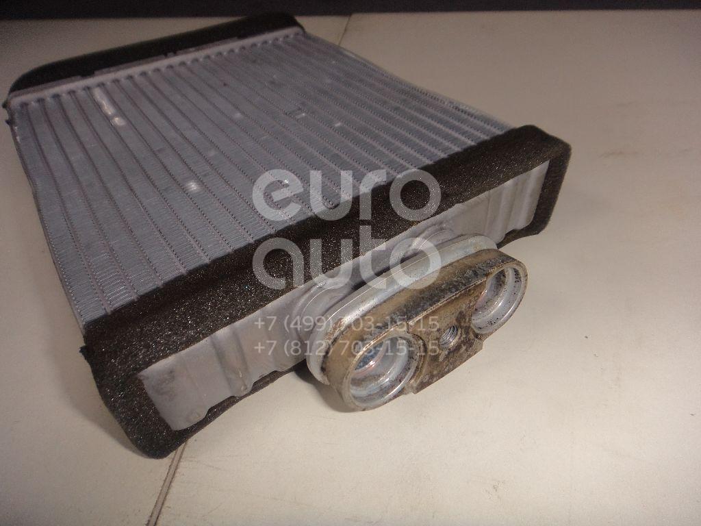 Радиатор отопителя для Skoda,VW,Seat,Audi Fabia 2007-2015;Fabia 1999-2007;Polo 2001-2009;Ibiza V 2008>;Roomster 2006-2015;Cordoba 2002-2008;Ibiza IV 2002-2008;Polo (HB) 2009>;A1 2010> - Фото №1