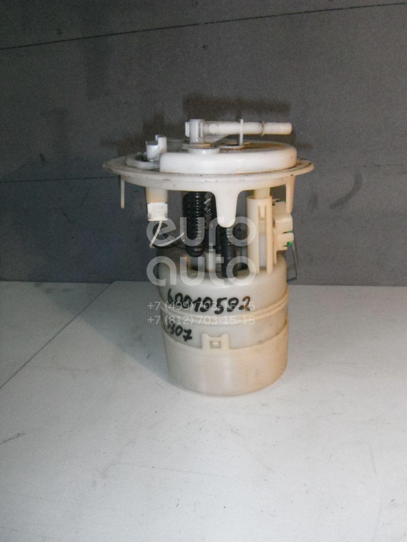 Насос топливный электрический для Peugeot 307 2001-2007;C4 2005-2011;C5 2005-2008 - Фото №1