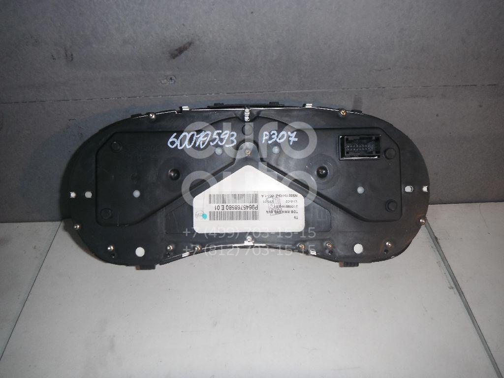 Панель приборов для Peugeot 307 2001-2008 - Фото №1