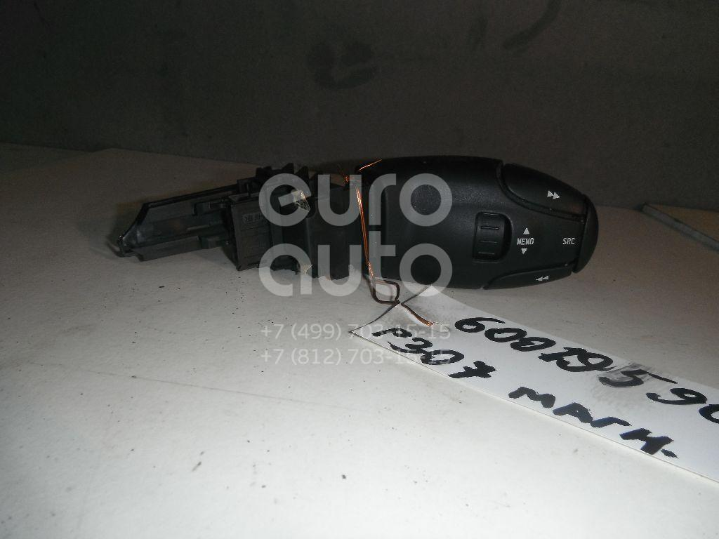 Переключатель подрулевой управления магнитолой для Peugeot 307 2001-2007;C8 2002>;807 2002>;207 2006>;406 1999-2004;206 1998>;Xsara Picasso 1999>;607 2000>;Partner 1996-2002;Berlingo(FIRST) (M59) 2002-2010;C6 2006>;Partner (M59) 2002-2010;Expert 1995-2007 - Фото №1