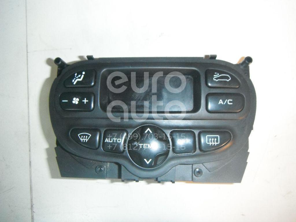 Блок управления климатической установкой для Peugeot 307 2001-2007 - Фото №1