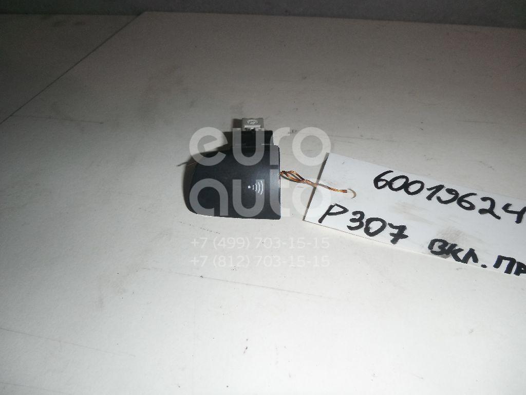 Кнопка многофункциональная для Peugeot 307 2001-2007 - Фото №1