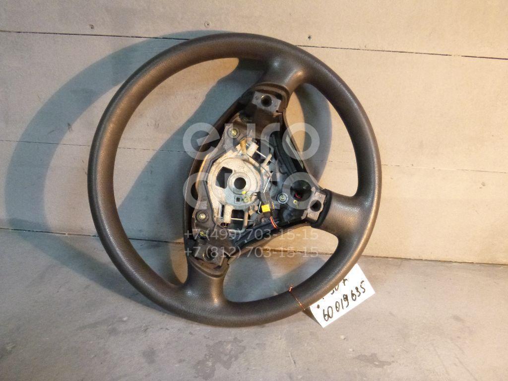 Рулевое колесо для AIR BAG (без AIR BAG) для Peugeot 307 2001-2007 - Фото №1