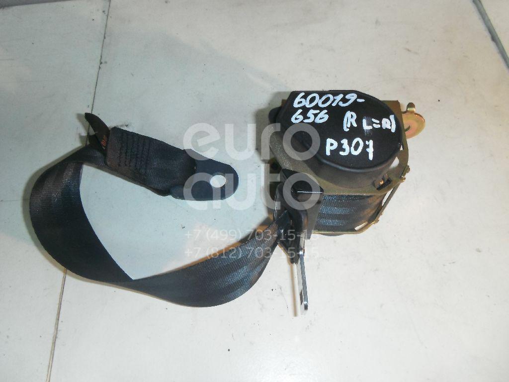 Ремень безопасности для Peugeot 307 2001-2007;C4 2005-2011 - Фото №1