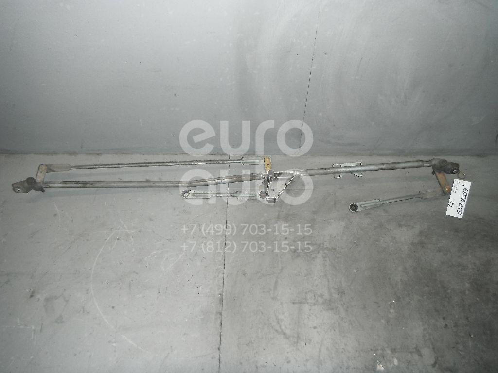 Трапеция стеклоочистителей для Peugeot 307 2001-2007 - Фото №1
