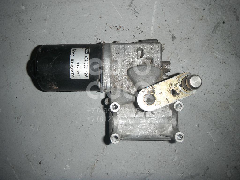 Моторчик стеклоочистителя передний для Peugeot 307 2001-2008 - Фото №1