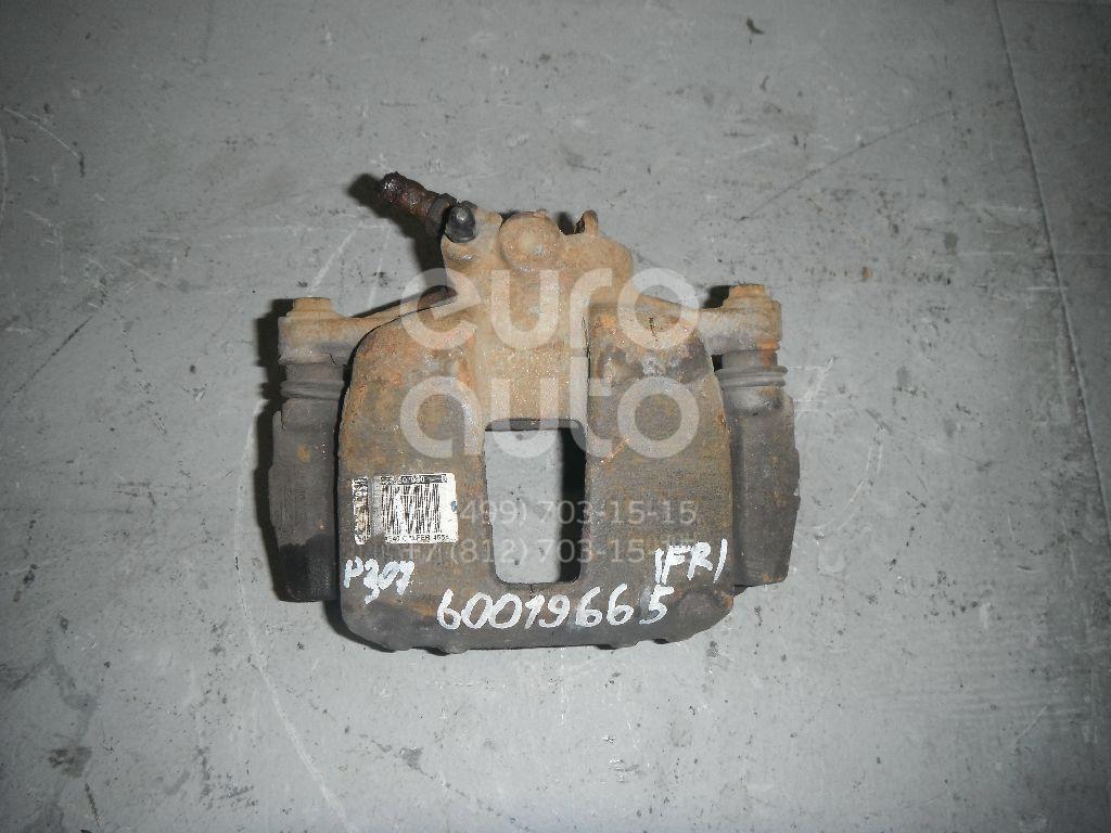 Суппорт передний правый для Peugeot,Citroen 307 2001-2007;C4 2005-2011;Partner (M59) 2002-2010 - Фото №1