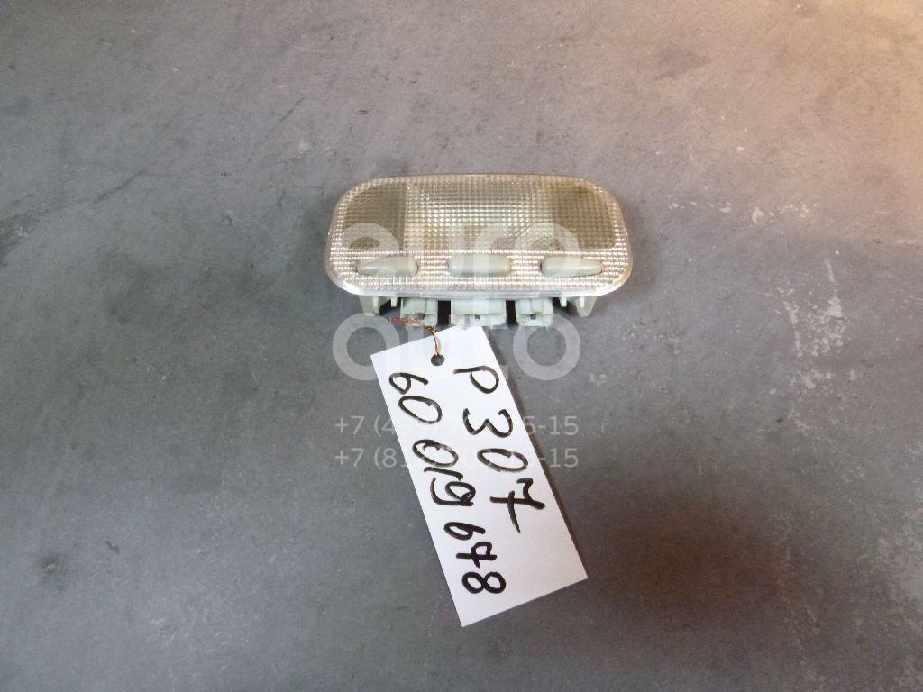Плафон салонный для Peugeot,Citroen 307 2001-2007;C4 2005-2011;C2 2003-2008;407 2004-2010;1007 2005-2009;C3 2002-2009;C5 2001-2005 - Фото №1