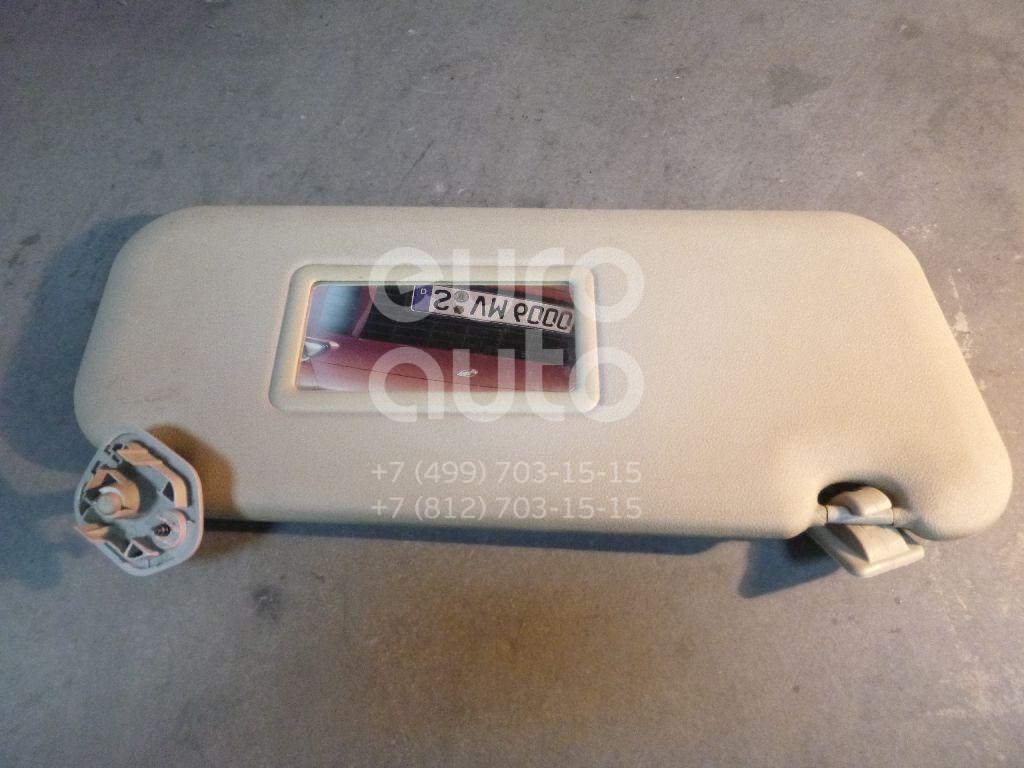 Козырек солнцезащитный (внутри) для Peugeot 307 2001-2007 - Фото №1