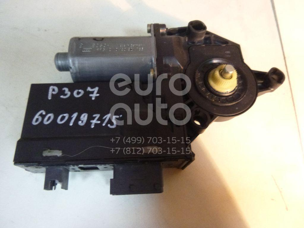 Моторчик стеклоподъемника для Peugeot 307 2001-2008 - Фото №1