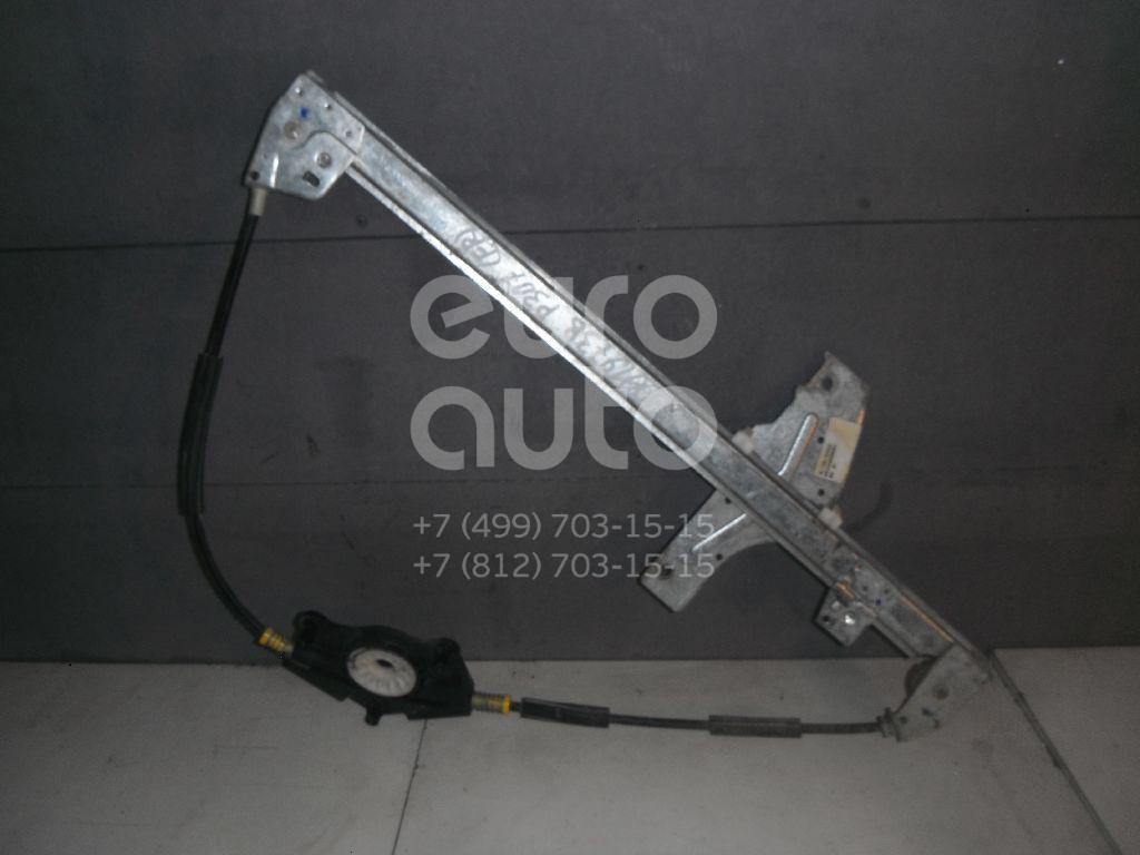 Стеклоподъемник электр. передний правый для Peugeot 307 2001-2007 - Фото №1
