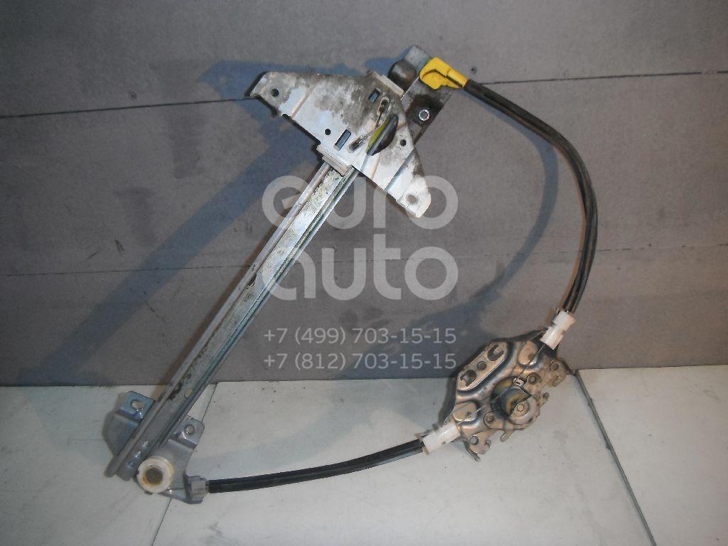 Стеклоподъемник механ. задний левый для Peugeot 307 2001-2008 - Фото №1