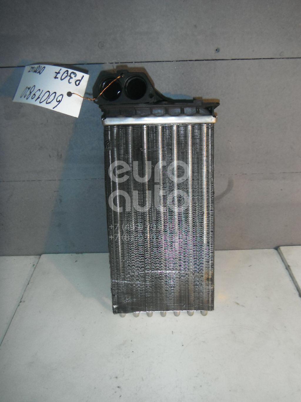 Радиатор отопителя для Peugeot 307 2001-2007 - Фото №1