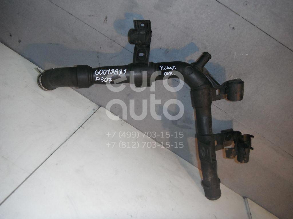 Трубка системы охлаждения для Peugeot,Citroen 307 2001-2007;Xsara 2000-2005;206 1998-2012 - Фото №1