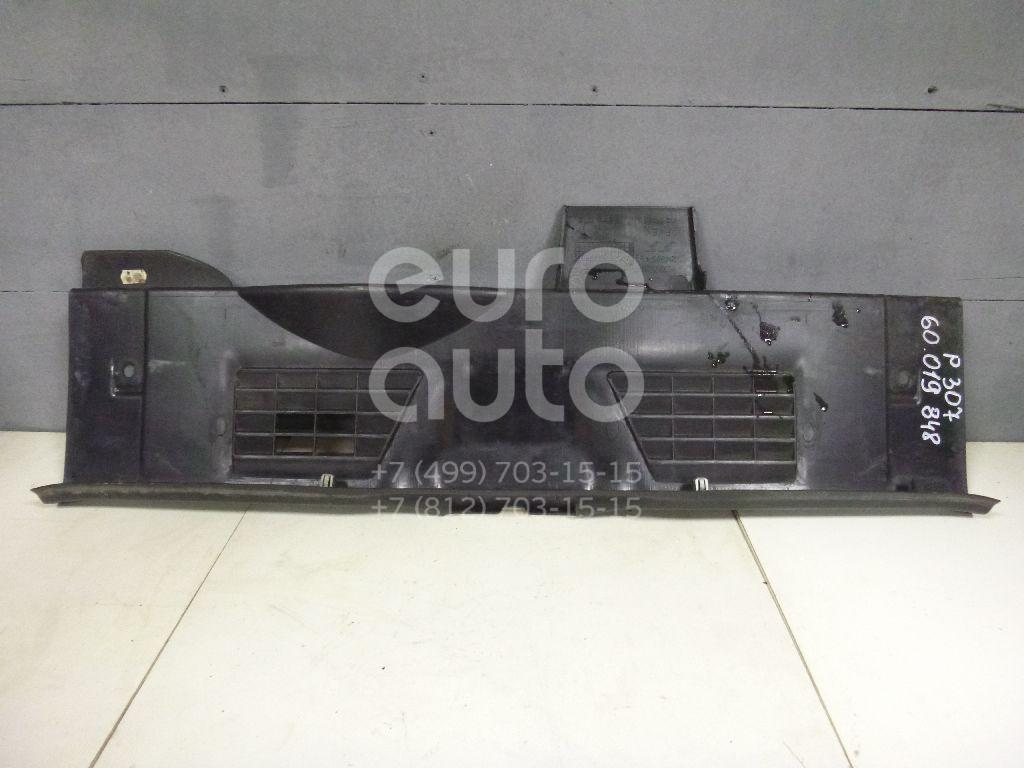 Обшивка багажника для Peugeot 307 2001-2008 - Фото №1
