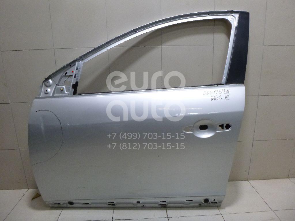Дверь передняя левая для Renault Megane III 2009-2016 - Фото №1
