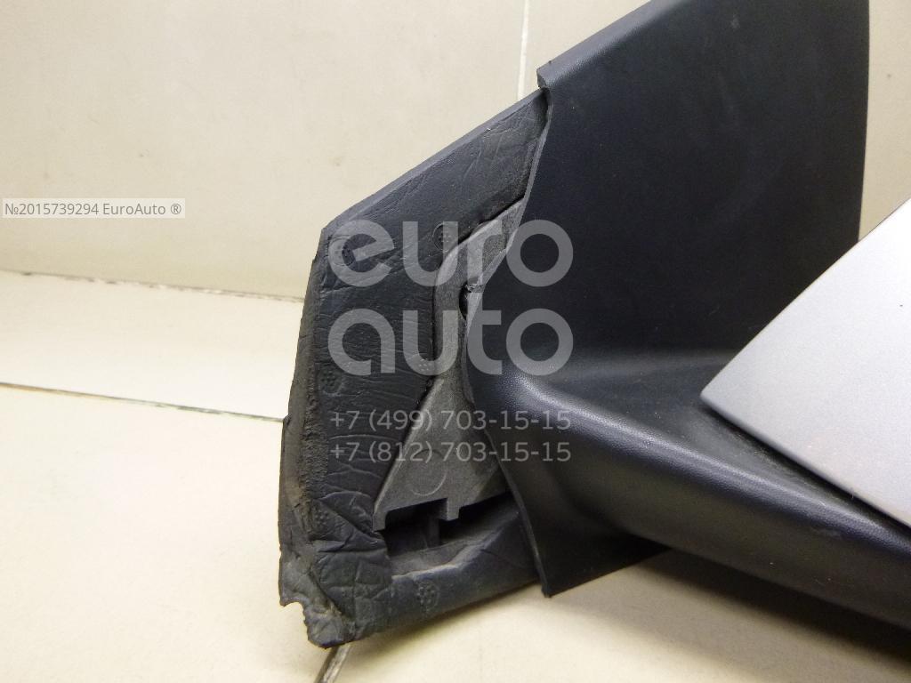 Зеркало левое электрическое для Renault Megane III 2009>;Fluence 2010> - Фото №1