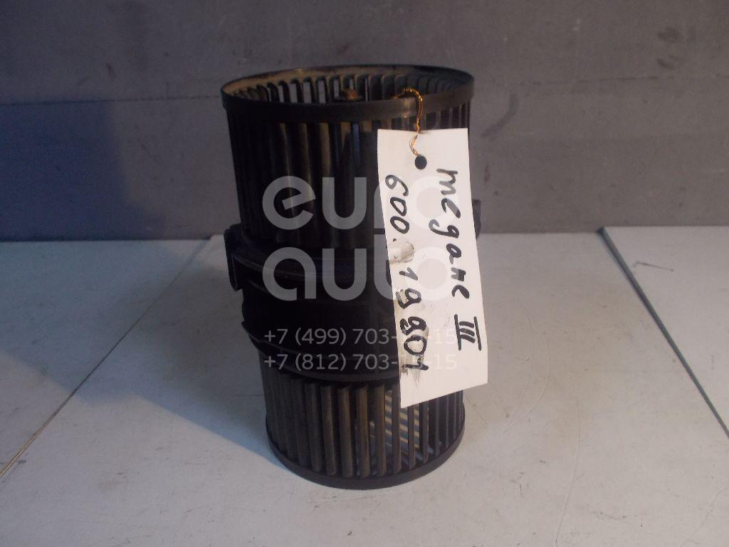 Моторчик отопителя для Renault Megane III 2009>;Fluence 2010> - Фото №1