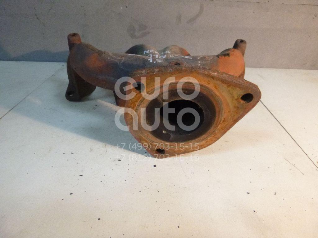 Коллектор выпускной для Daewoo,Chevrolet Nexia 1995-2016;Lanos 1997-2009;Aveo (T200) 2003-2008;Lanos 2004-2010;Aveo (T250) 2005-2011 - Фото №1