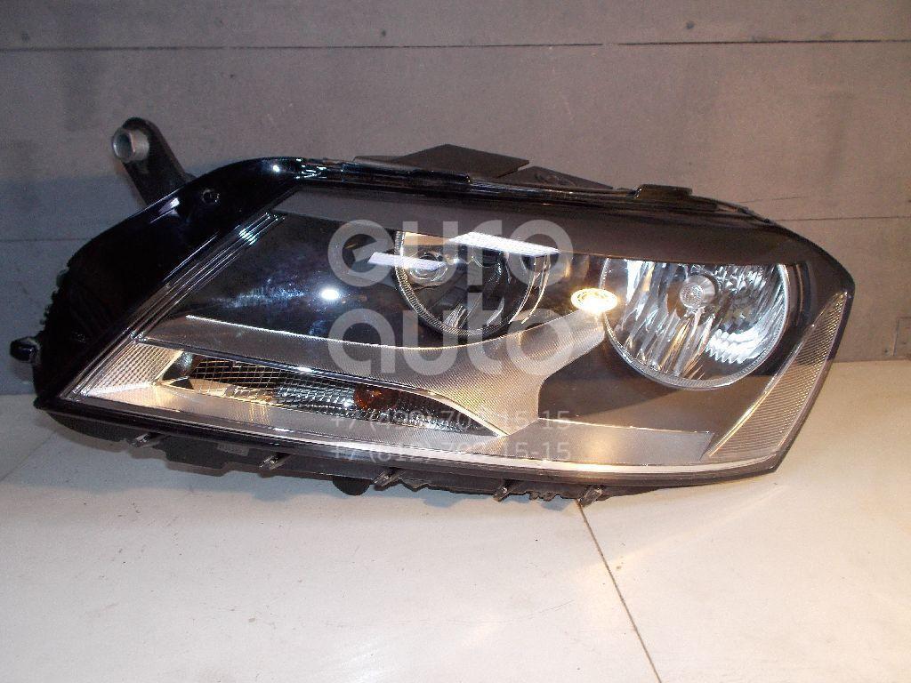 Фара левая для VW Passat [B7] 2011> - Фото №1