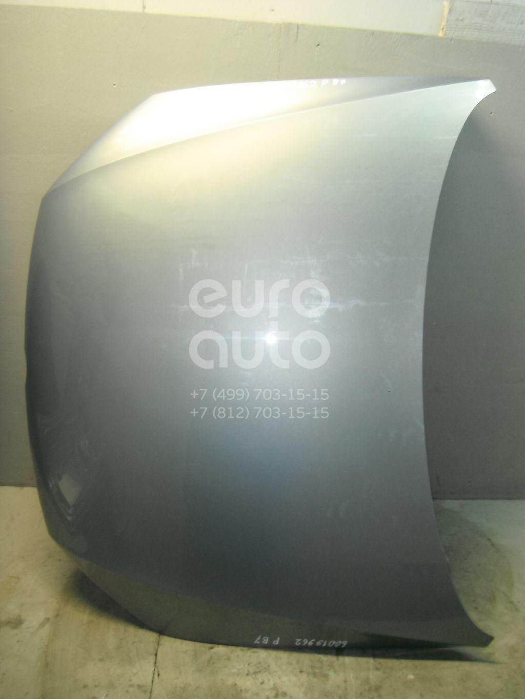 Капот для VW Passat [B7] 2011-2015 - Фото №1