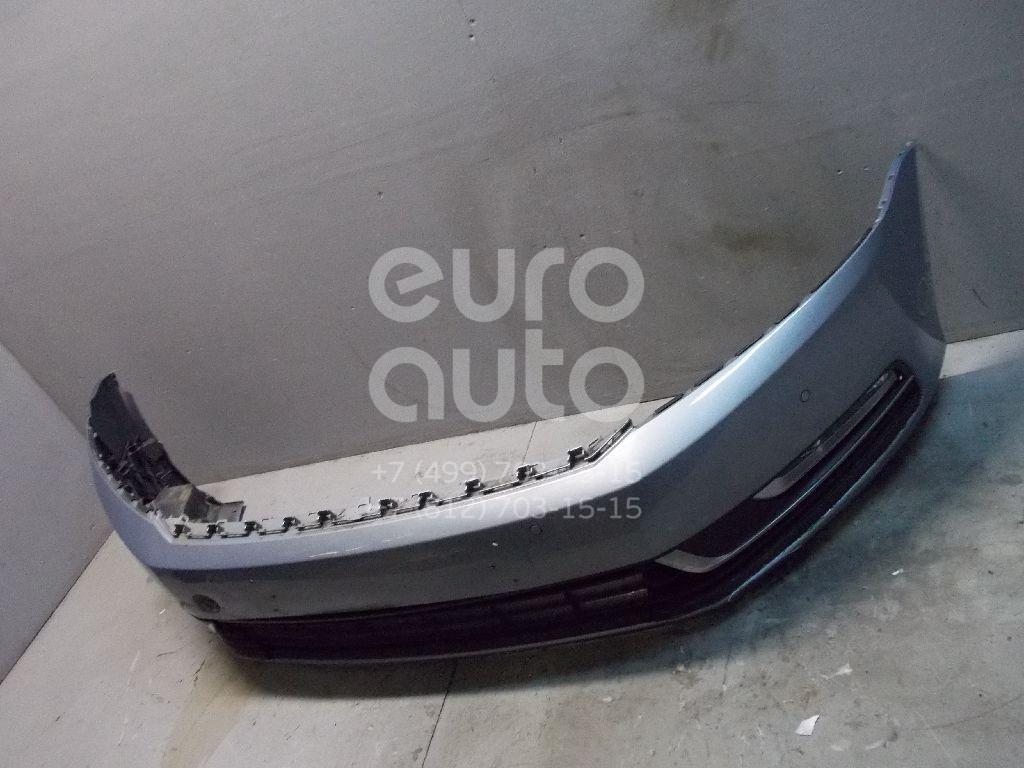 Бампер передний для VW Passat [B7] 2011-2015 - Фото №1