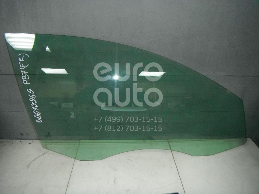 Стекло двери передней правой для VW Passat [B7] 2011>;Passat [B6] 2005-2010 - Фото №1