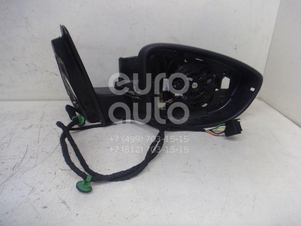 Зеркало правое электрическое для VW Passat [B7] 2011-2015 - Фото №1