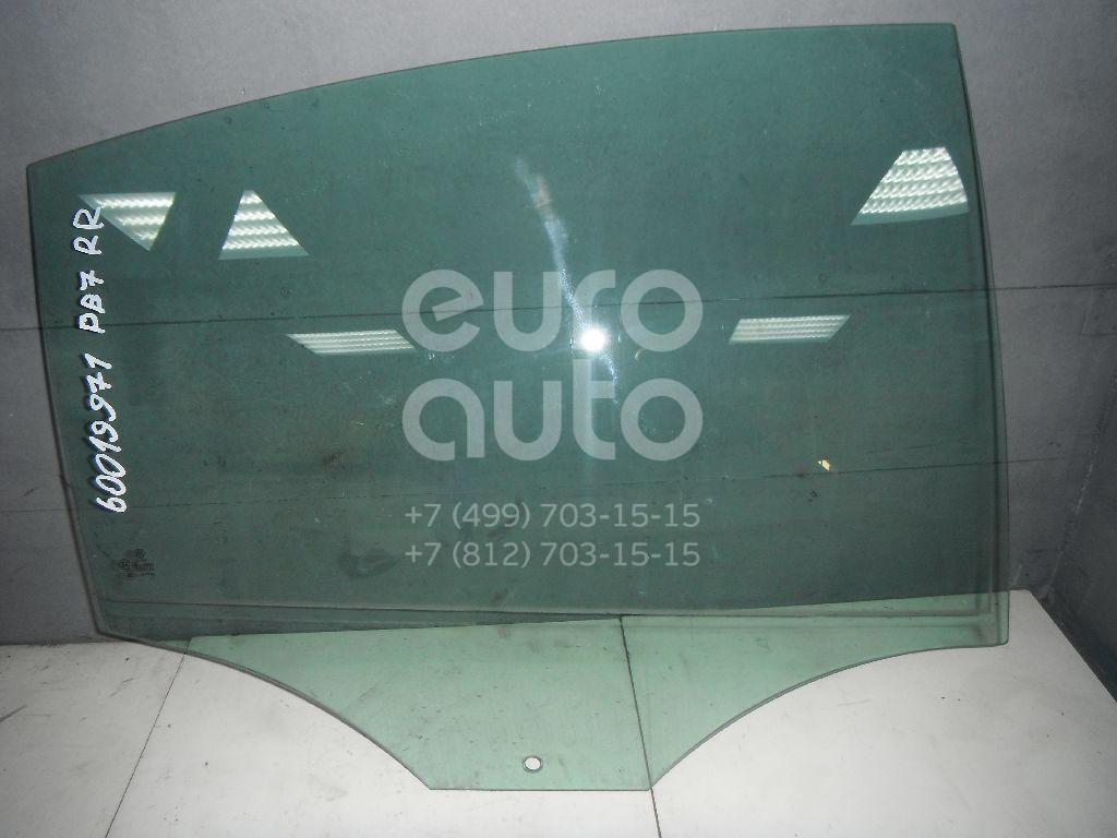 Стекло двери задней правой для VW Passat [B7] 2011> - Фото №1