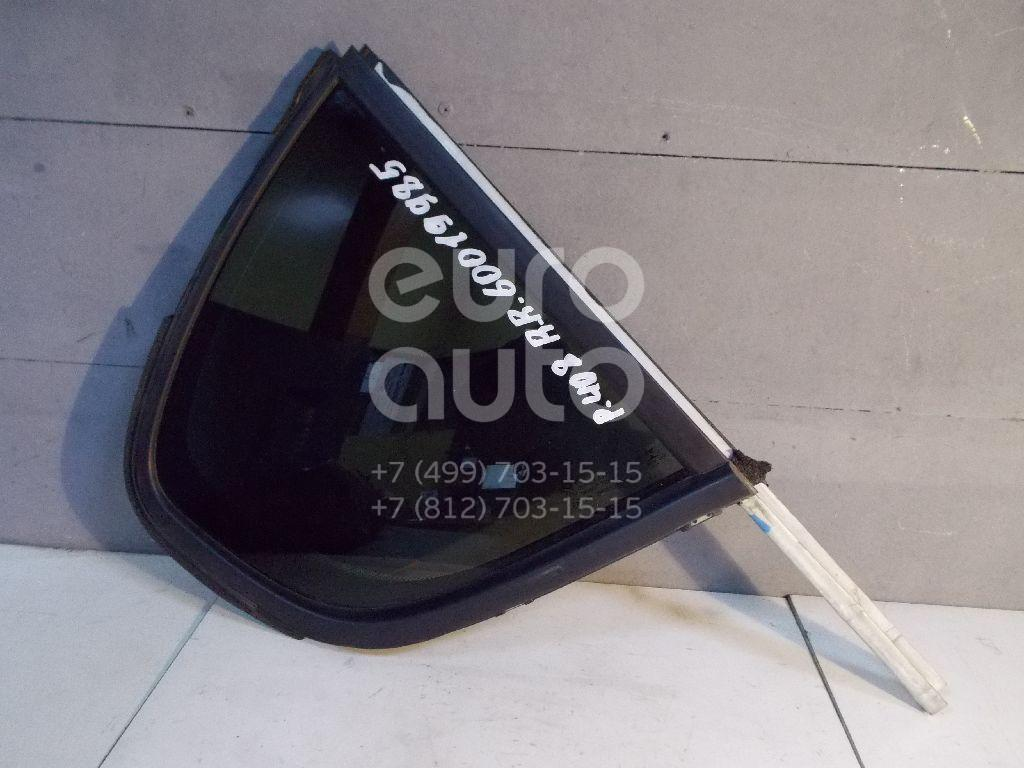 Стекло двери задней правой (форточка) для Peugeot 408 2012> - Фото №1