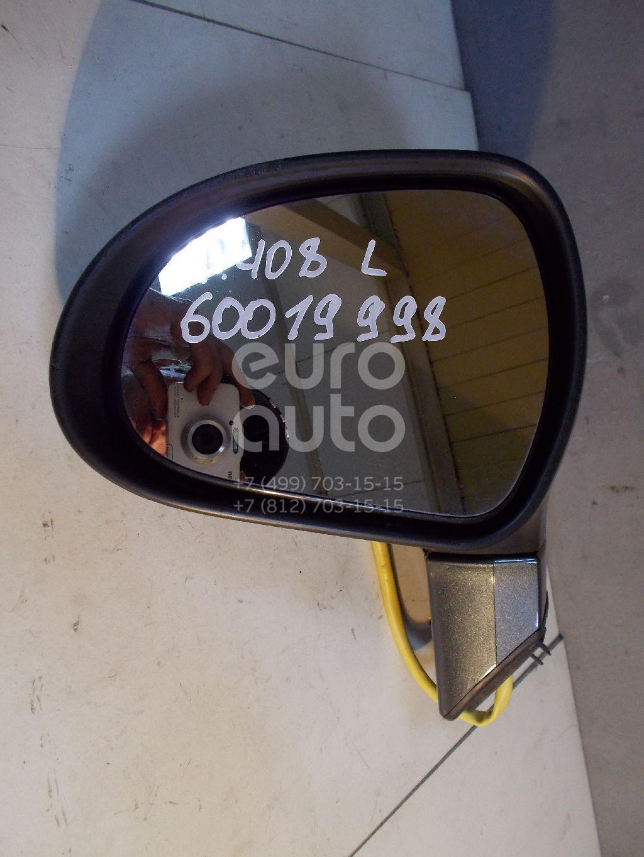 Зеркало левое электрическое для Peugeot 408 2012>;308 2007> - Фото №1