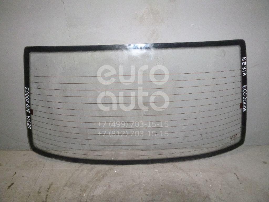 Стекло заднее для Daewoo,Opel Nexia 1995-2016;Kadett E 1984-1994 - Фото №1