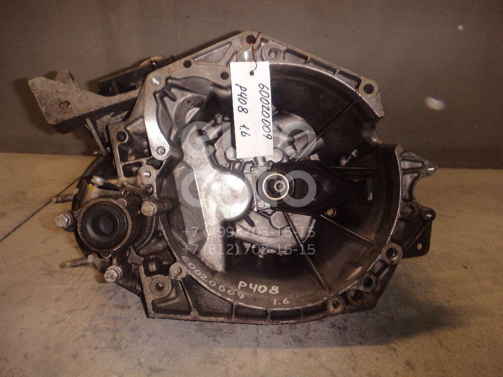 МКПП (механическая коробка переключения передач) для Peugeot 408 2012>;C4 II 2011> - Фото №1
