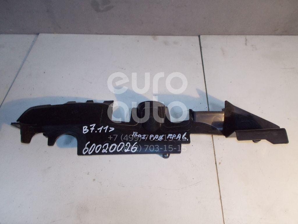 Воздуховод радиатора правый для VW Passat [B7] 2011-2015 - Фото №1