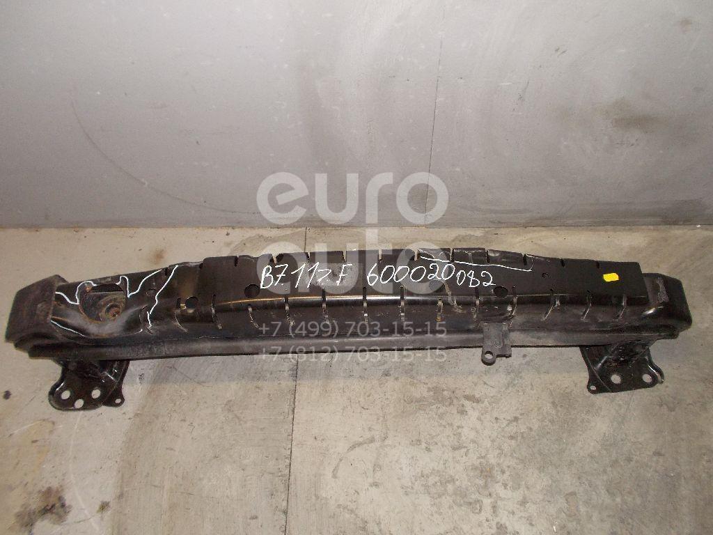 Усилитель переднего бампера для VW Passat [B7] 2011-2015 - Фото №1