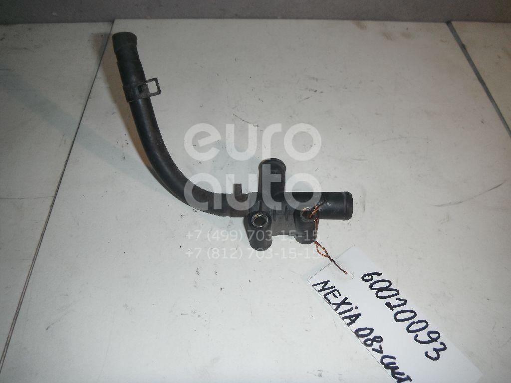 Тройник системы охлаждения для Daewoo,Chevrolet Nexia 1995-2016;Aveo (T200) 2003-2008;Lanos 2004>;Aveo (T250) 2005-2011 - Фото №1
