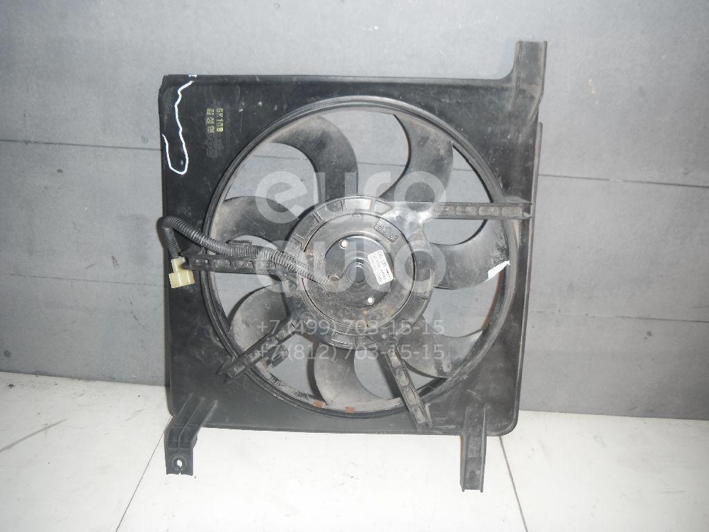 Вентилятор радиатора для Daewoo Nexia 1995-2016 - Фото №1