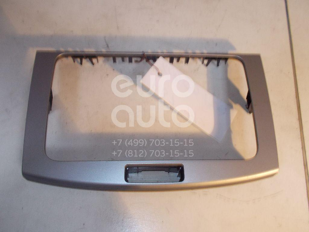Рамка магнитолы для VW Passat [B7] 2011> - Фото №1