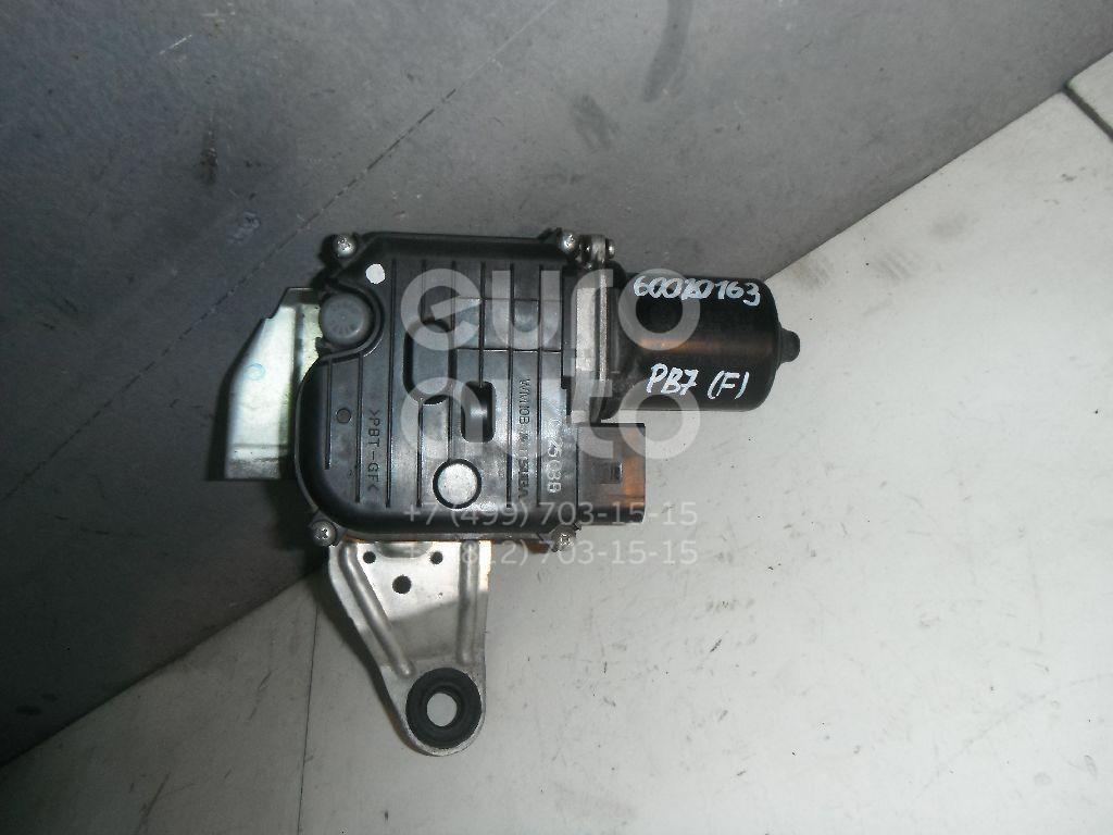 Моторчик стеклоочистителя передний для VW Passat [B7] 2011-2015 - Фото №1