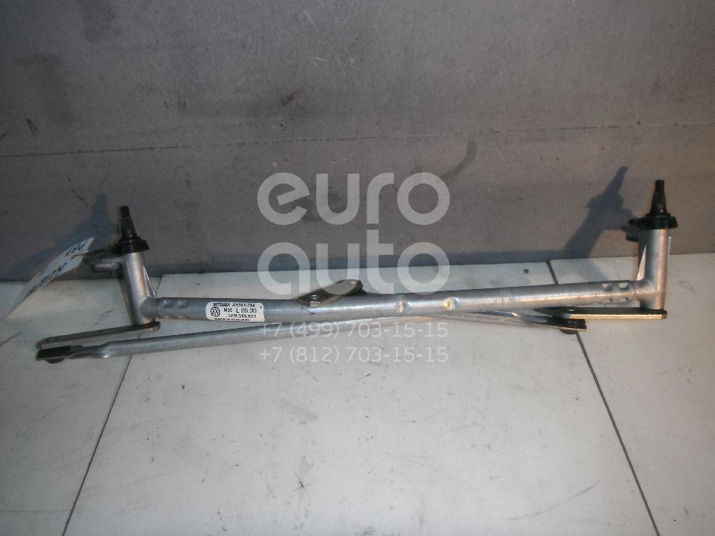 Трапеция стеклоочистителей для VW Passat [B7] 2011>;Passat [B6] 2005-2010 - Фото №1