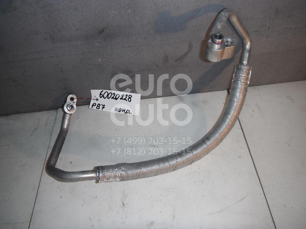 Трубка кондиционера для VW Passat [B7] 2011-2015;Passat [B6] 2005-2010 - Фото №1